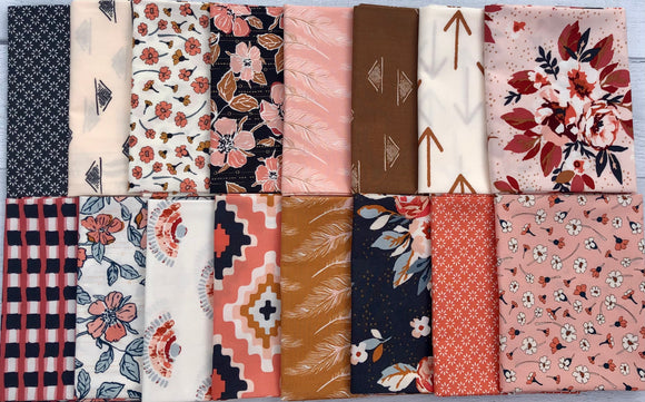Homebody Half Yard Bundle by Maureen Cracknell