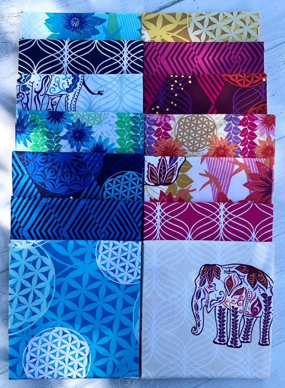 Kismet Half Yard Bundle by Valori Wells