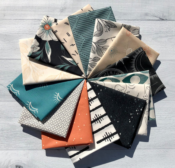 Luna & Laurel Fat Quarter Bundle by AGF Studio