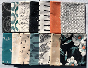 Luna & Laurel Half Yard Bundle by AGF Studio
