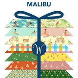 Malibu Half Yard Bundle by Heather Ross