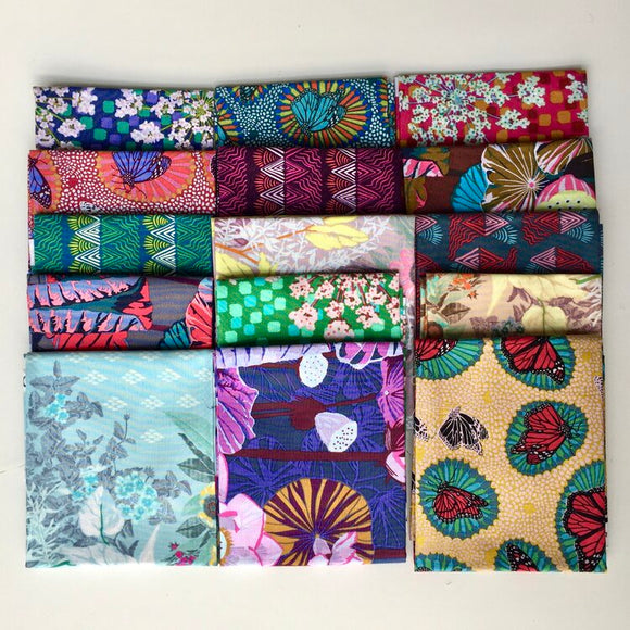 One Mile Radiant Half Yard Bundle by Anna Maria Horner