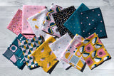 Retro Rove Fat Quarter Bundle by Lemonni