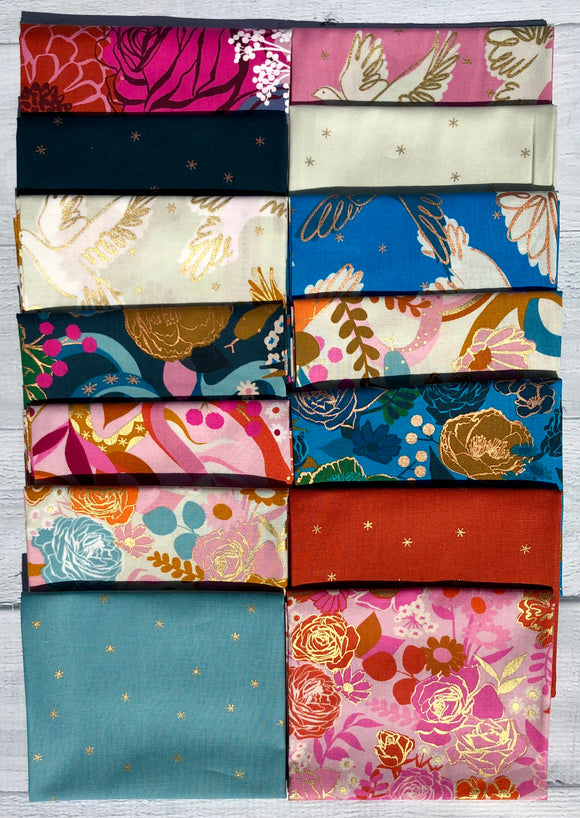 Rise Half Yard Bundle by Melody Miller 16pcs
