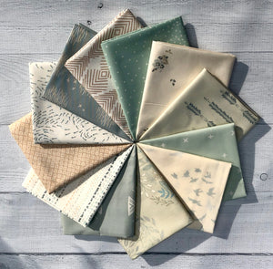 Serenity Fusion Fat Quarter Bundle by AGF Studio