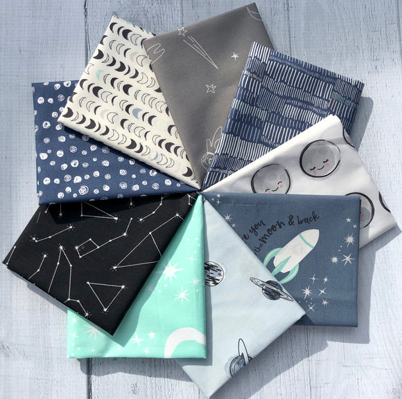 Stargazer Fat Quarter Bundle by AGF Studio