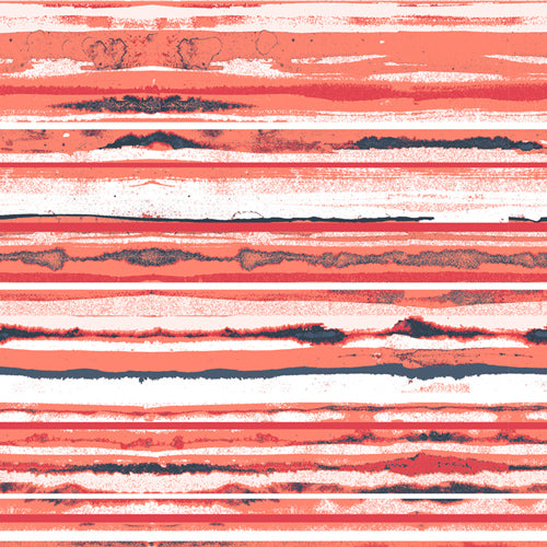 Floralish Sunset Trails FSH-27404 Stripe