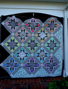 Opening Night Quilt Kit by Tula Pink