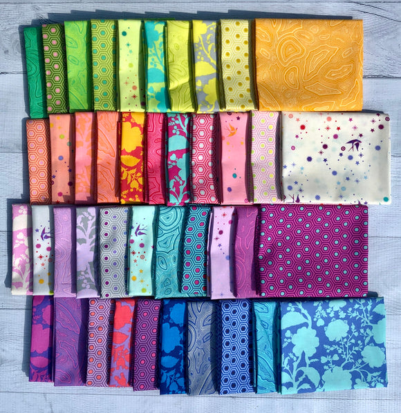 Tula's True Colors Half Yard Bundle