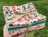 Velvet Fat Quarter Bundle by Amy Sinibaldi