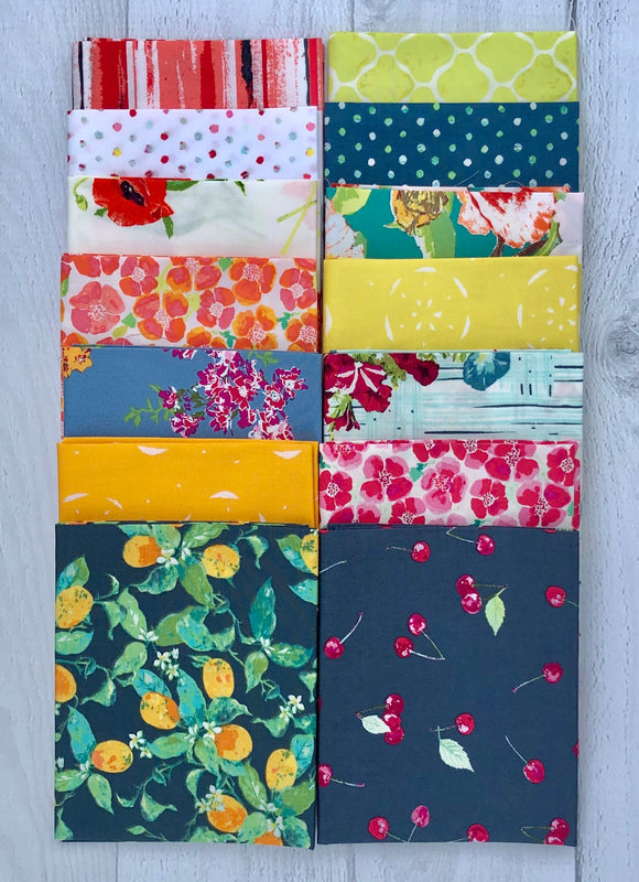 Floralish Half Yard Bundle by Katarina Roccella