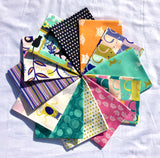 Oh Meow! Fat Quarter Bundle by Jessica Swift
