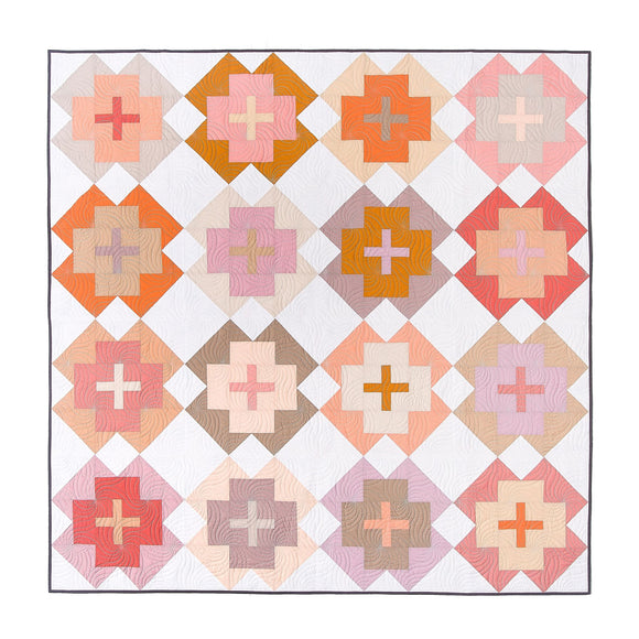 Nightingale Paper Quilt Pattern by Brittany Lloyd