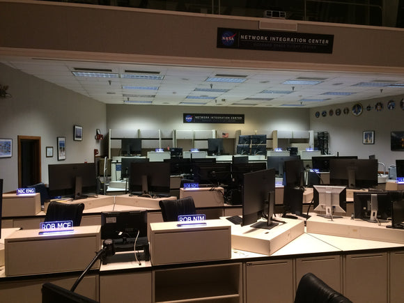 CCHobby Lighted Signs at NASA Goddard Space Flight Center | CCHobby
