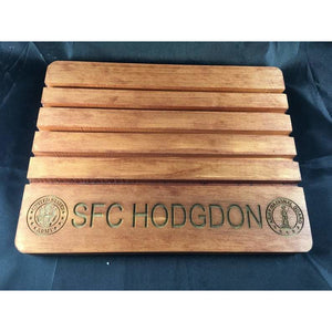 Customized Wood Military Challenge Coin Holder Display - CCHobby