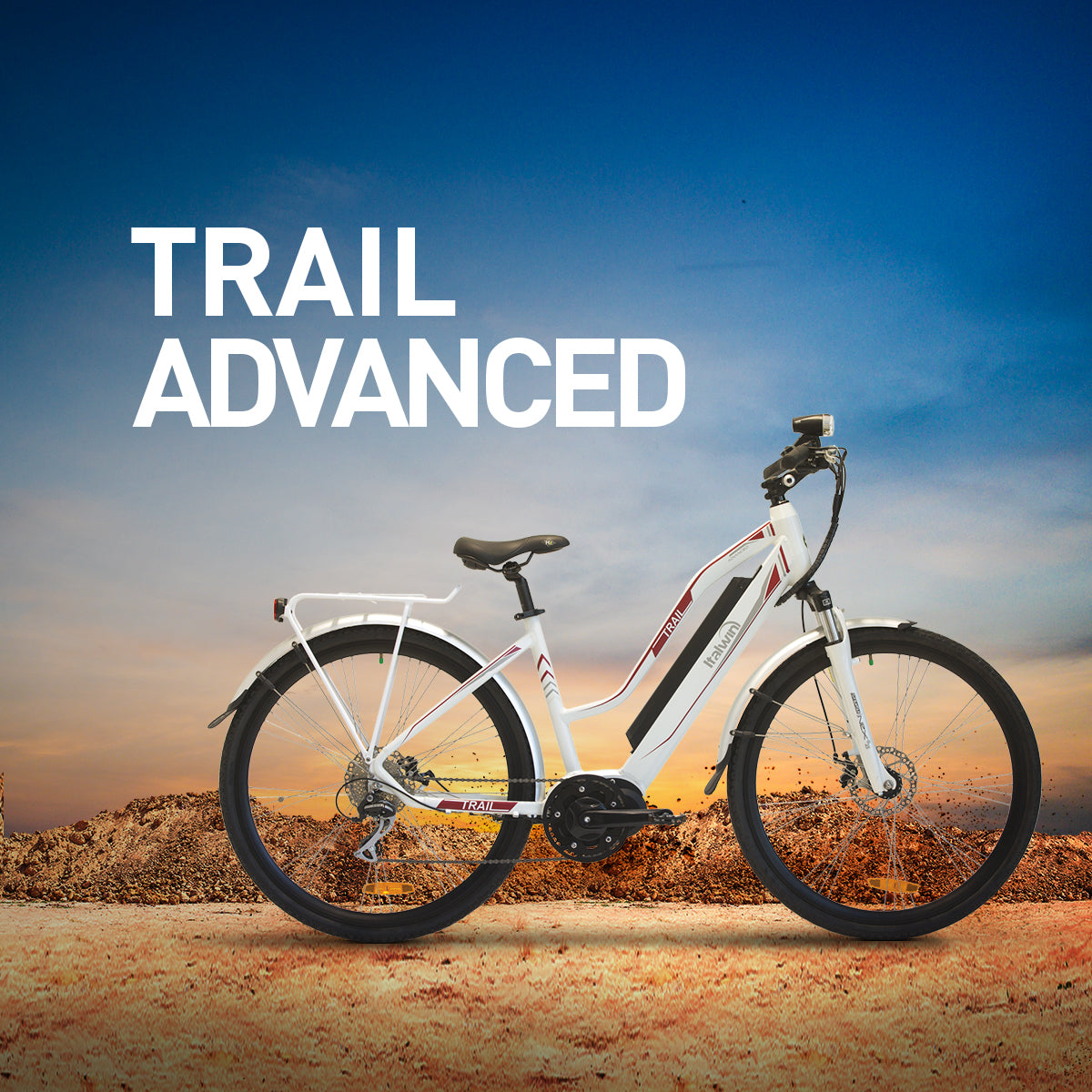 Italwin  TRAIL ADVANCED unissex