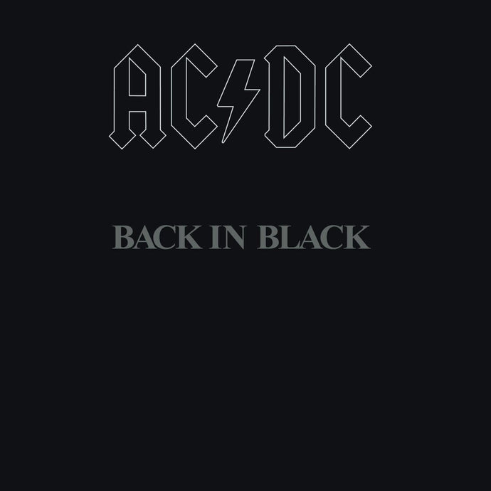 Vinyle - AC/DC - Back In Black