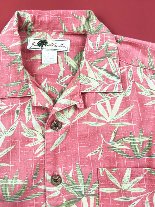 Chemise Hawaienne Bambou Vintage