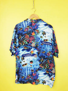 Chemise Hawaienne No Problem Vintage
