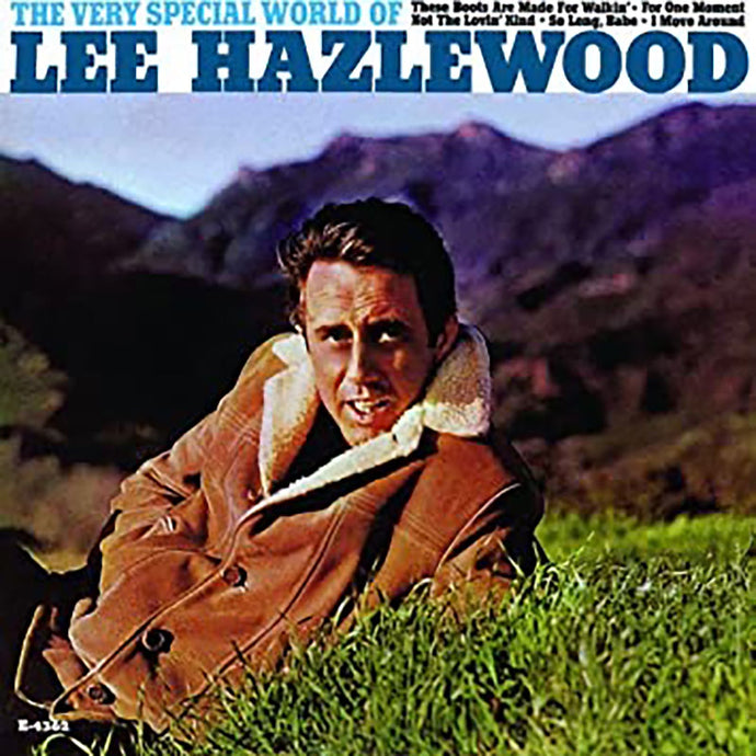 Vinyle - Lee Hazlewood - The Very Special World Of Lee Hazlewood