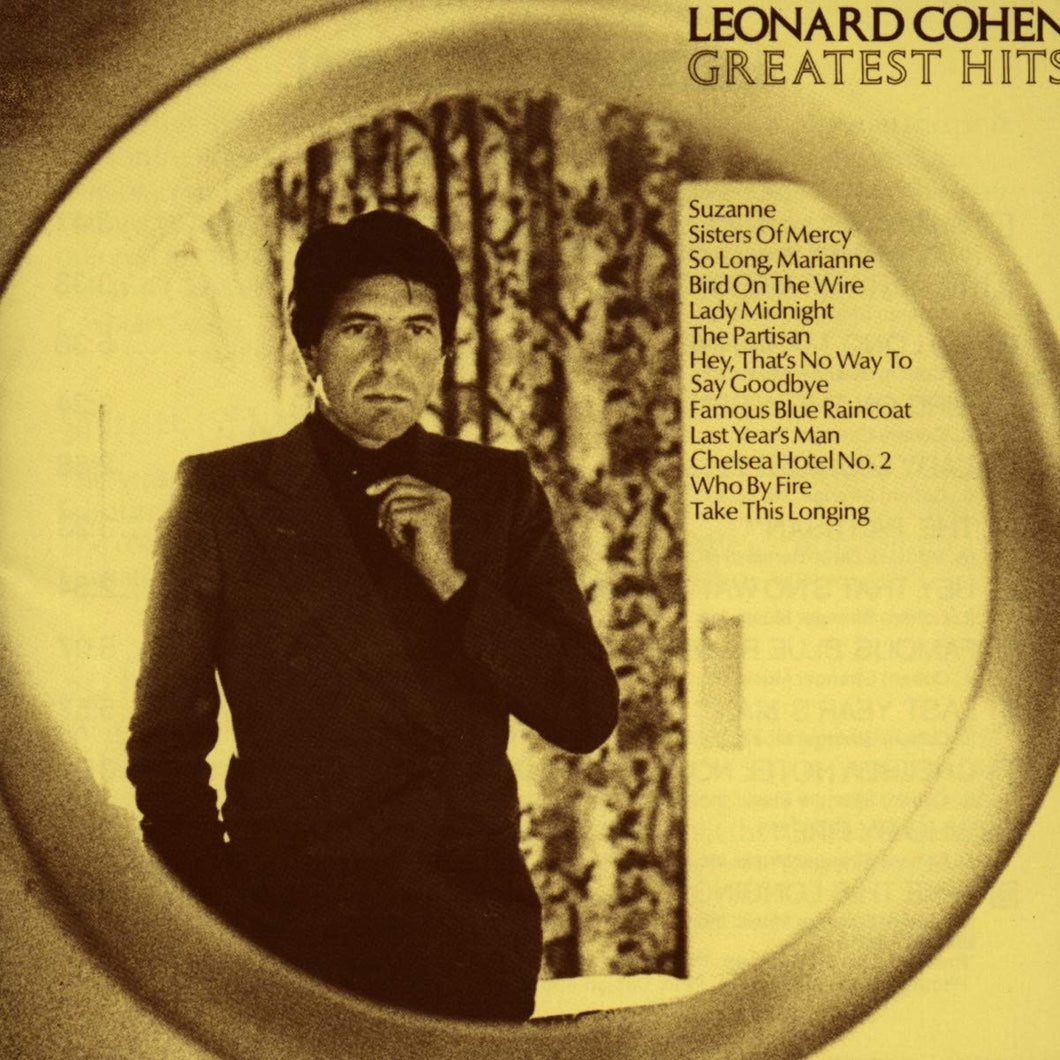 Vinyle - Leonard Cohen - Greatest Hits