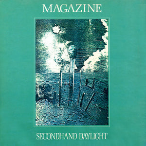 Vinyle - Magazine - Secondhand Daylight