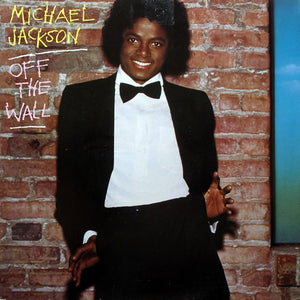 Vinyle - Michael Jackson ‎– Off The Wall