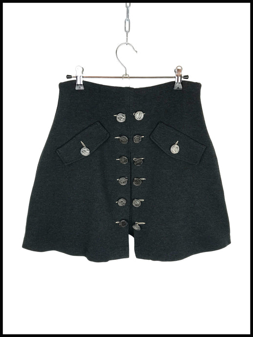 Mini Jupe Short Vintage Uniforme