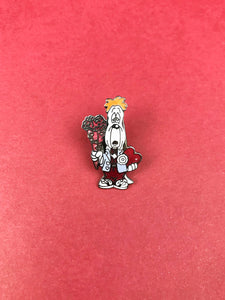 "Pin's ""Droopy"" Romantique Vintage"