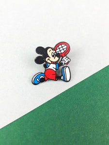 "Pin's ""Mickey Mouse"" Tennis Vintage"