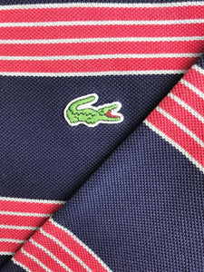 Polo Lacoste Vintage Rayures