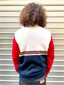 "Pull Sans Manches ""Rothmans"" Vintage"