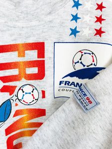 Sweat Enfant Vintage Coupe du Monde 98