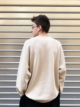 "Charger l'image dans la galerie, Sweat ""Fruit of the Loom"" Beige Uni"