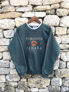 "Sweat ""Hard Rock Cafe"" Canada Vintage"
