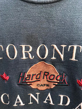 "Charger l'image dans la galerie, Sweat ""Hard Rock Cafe"" Canada Vintage"