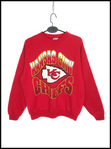 Sweat Kansas City Chiefs Vintage NFL Rouge