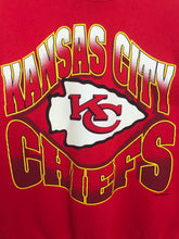 Charger l'image dans la galerie, Sweat Kansas City Chiefs Vintage NFL Rouge
