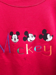 "Sweat ""Mickey Mouse"" Vintage Disney 1990"