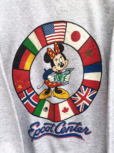 "Sweat ""Minnie Mouse"" Disney Epcot Center"