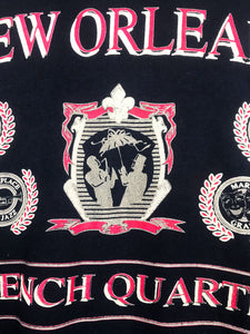 "Sweat New Orleans ""French Quarter"" Vintage"