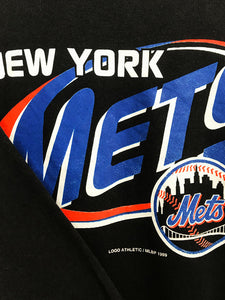 Sweat New York Mets Vintage Noir