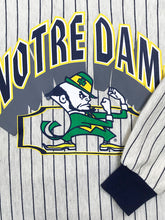 Charger l'image dans la galerie, Sweat Notre Dame à Rayures Fighting Irish