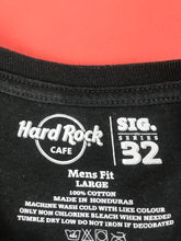 "Charger l'image dans la galerie, T Shirt KISS ""Hard Rock Cafe"""