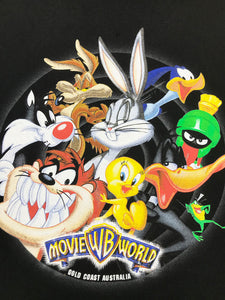 T Shirt Warner World Looney Tunes