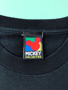 "T Shirt ""Mickey Mouse"" Amoureux Vintage"