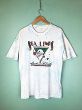 Charger l'image dans la galerie, T Shirt Tie and Dye Golf 1990