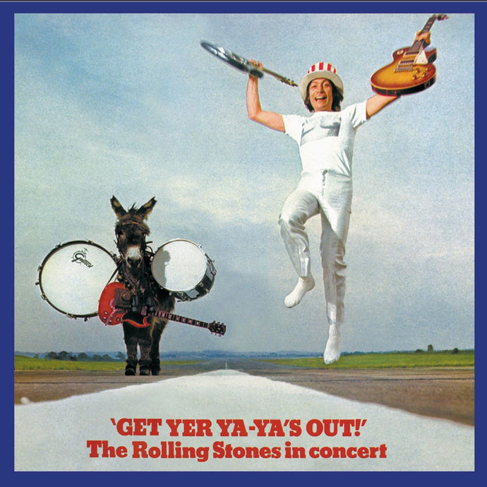 Vinyle - The Rolling Stones - Get Yer Ya-Ya's Out !