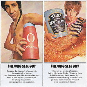 Vinyle - The Who - The Who Sell Out