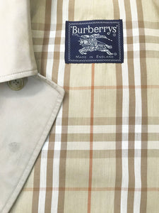 "Trench Coat ""Burberry"" Vintage Beige"